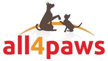 all4paws logo