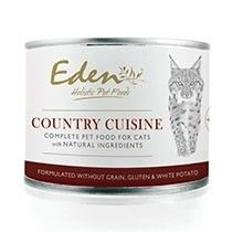 Eden Wet Food for Cats Country Cuisine